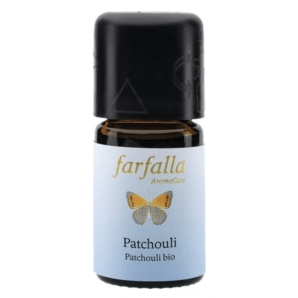 Farfalla Patchouli Essential Oil Organic Grand Cru (5ml)