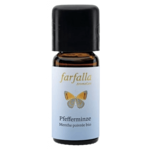 Farfalla Peppermint Essential Oil Organic Grand Cru (10ml)