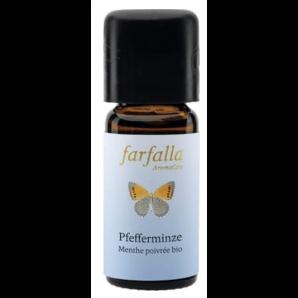 Farfalla Pfefferminze Ätherisches Öl Bio Grand Cru (10ml)