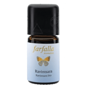 Farfalla Ravintsara Essential Oil Organic Grand Cru (5ml)