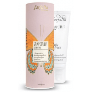 Farfalla Grapefruit Gentle Cleaning Fluid (75ml)