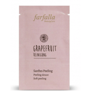 Farfalla Grapefruit Soft Peeling Organic (7ml)