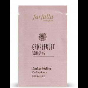 Farfalla Grapefruit Sanftes Peeling Bio (7ml)