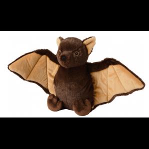 WARMIES warm soft toy bat