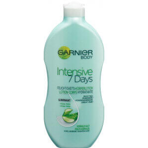 Garnier Body - Intensive 7 Days Aloe Vera Lotion (400ml)