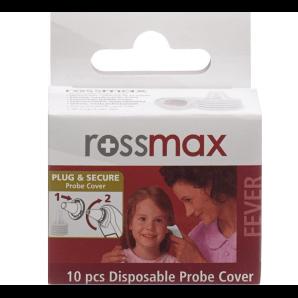 Rossmax des manchons de protection hygiéniques pour thermomètre auriculaire RA600
