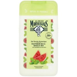 Le Petit Marseillais Aroma Shower Gel Organic Watermelon & Basil (250ml)