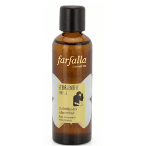 Farfalla Vanilla Bubble Bath Organic (75ml)