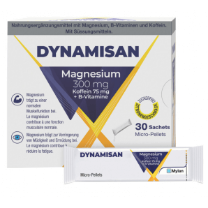 Dynamisan Magnesium 300mg Beutel (30 Stk)