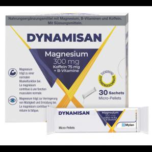 Dynamisan un sachet de 300 mg de magnésium (30 pièces)