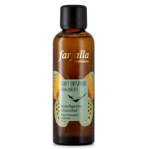 Farfalla Relaxed Orange Blossom Bubble Bath Organic (75ml)