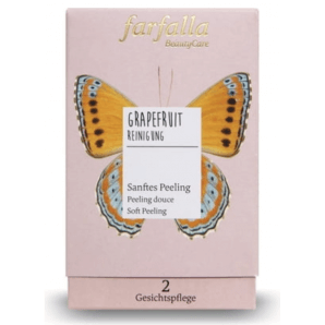 Farfalla Grapefruit Soft Peeling Organic (10x7ml)