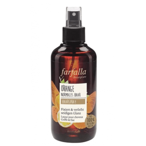 Farfalla Orange Hairspray (200ml)