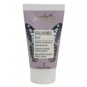 Farfalla Berglavender Relax Beautifully relaxed hand cream (50ml)