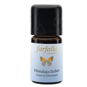 Farfalla Essential Oil Himalayan Cedar Wild Collection (5ml)