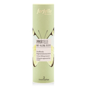 Farfalla Immortelle Anti Aging Deluxe Straffende Regenerationscreme (30ml)