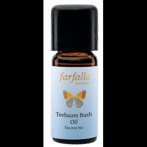 Farfalla Teebaum Wildsammlung Ätherisches Öl Grand Cru Bio (5ml)