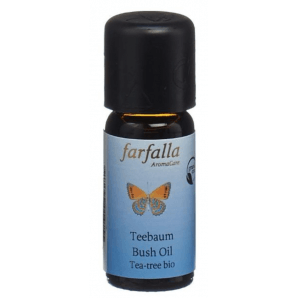 Farfalla Tea Tree Wild Collection Essential Oil Grand Cru Bio (10ml)