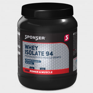 Sponser Whey Isolate 94 Neutral (850g)
