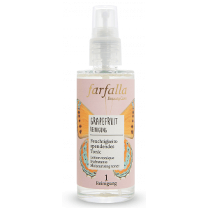 Farfalla Grapefruit Moisturizing Tonic (80ml)