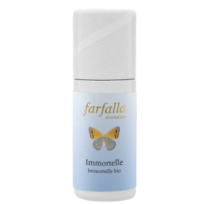 Farfalla essential oil Immortelle bio Grand Cru (1ml)