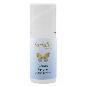 Farfalla Essential Oil Jasmine Egypt Absolute (1ml)