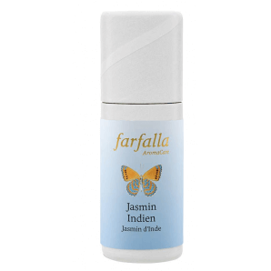 Farfalla Essential Oil Jasmine India Absolute (1ml)
