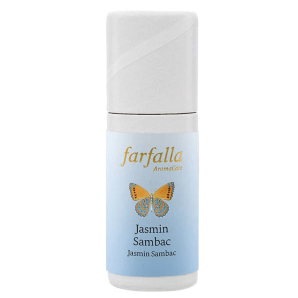 Farfalla Essential Oil Jasmine Sambac Absolue (1ml)