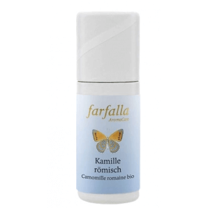 Farfalla essential oil chamomile roman organic Grand Cru (1ml)