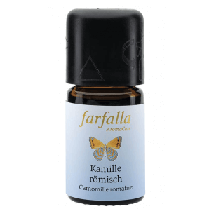 Farfalla essential oil chamomile roman Switzerland selection (5ml)