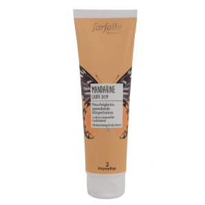Farfalla Mandarine Carpe Diem Moisturizing Body Lotion (150ml)
