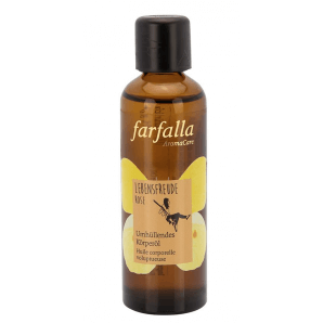 Farfalla Joy of Life Rose enveloping body oil (75ml)