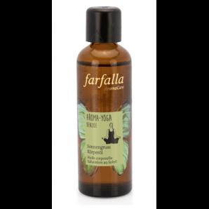 Farfalla Body Oil Sun Salutation Yoga Benjoin (75ml)