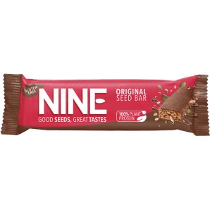 NINE Riegel Original (40g)