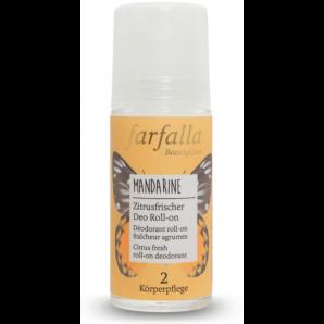 Farfalla Zitrus Deo Roll-on Mandarine (50 ml)