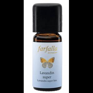 Farfalla ätherisches Öl Lavandin super bio (10ml)