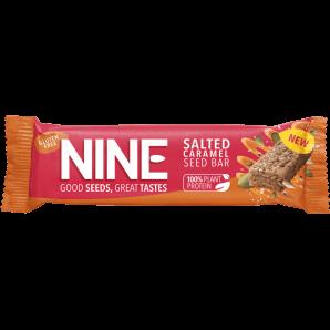 NINE Riegel Salted Caramel (40g)