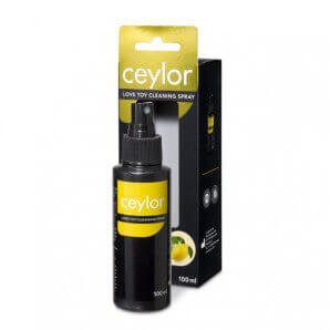 Ceylor Love Toy cleaning spray (100ml)