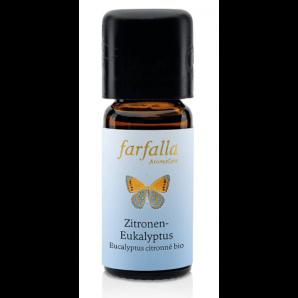 Farfalla Ätherisches Öl Zitronen-Eukalyptus Bio Grand Cru (10ml)