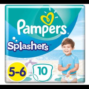 Pampers Splashers Gr.5-6 Tragepack (10 Stk)