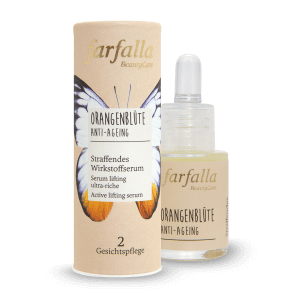 Farfalla Active Ingredient Serum Orange Blossom (15ml)