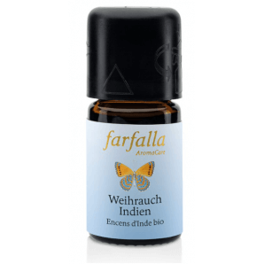 Farfalla Essential Oil Frankincense Organic India (5ml)