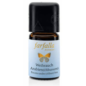 Farfalla Essential Oil Frankincense Organic Arabia (5ml)