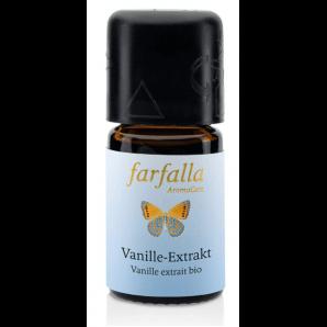 Farfalla Ätherisches Öl Vanille Bio Extrakt (5ml)