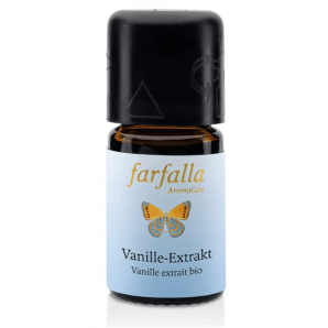 Farfalla Essential Oil Vanilla Organic Extract (5ml)