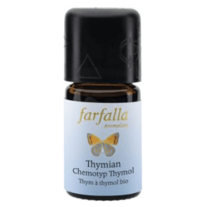 Farfalla Thyme Chemotype Thymol Essential Oil Grand Cru (5ml)