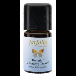 Farfalla Thymian Chemotyp Thymol Ätherisches Öl Grand Cru (5ml)