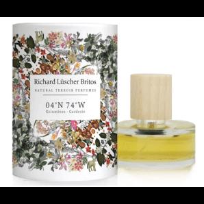 Farfalla 04°N 74°W Kolumbien Gardenie Parfum Richard Lüscher Britos (50ml)