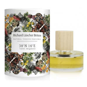 Farfalla 38°N 16°E Italien Bergamotte Parfum Richard Lüscher Britos (50ml)