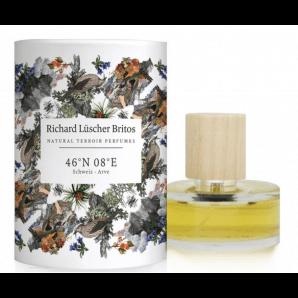 Farfalla 46°N 08°E Schweiz Arve Parfum Richard Lüscher Britos (50ml)